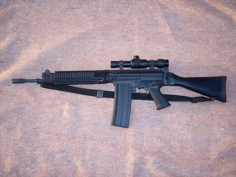 18 inch fal | Misc | Guns, Hand guns, Firearms