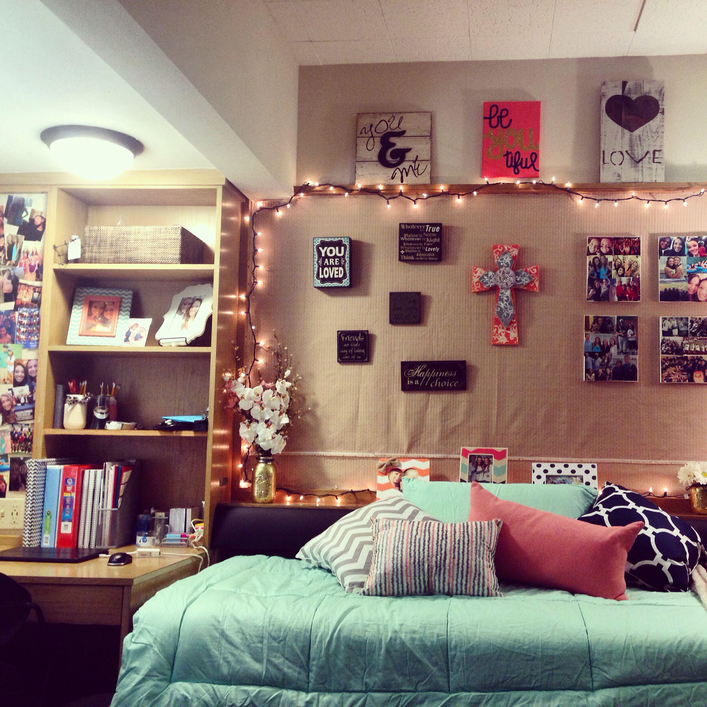 Dorm Room Texas Tech