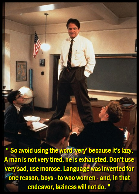 The Dead Poets Society