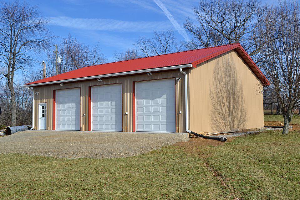 Image Result For 3 Bay Garage Kit Garage Pole Barn