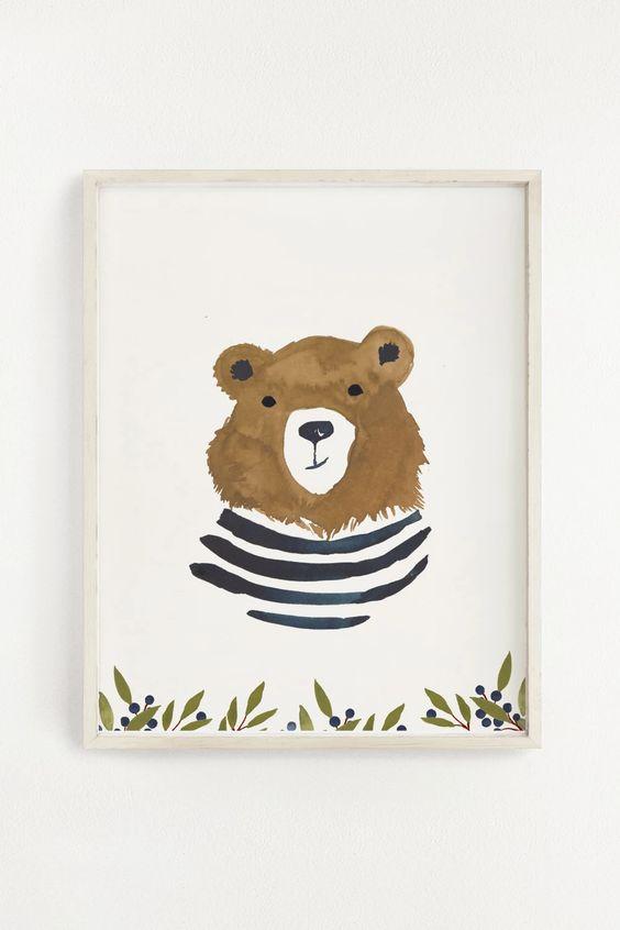 Photo of Art Print | Hucklebear