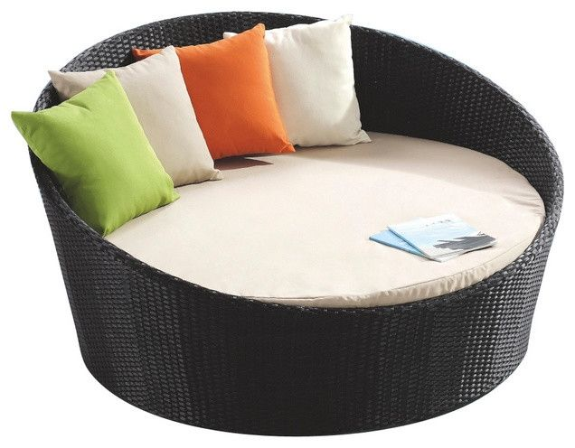 Round Bed Lounge Chair Buy Round Bed Outdoor Round Lounge Chairs