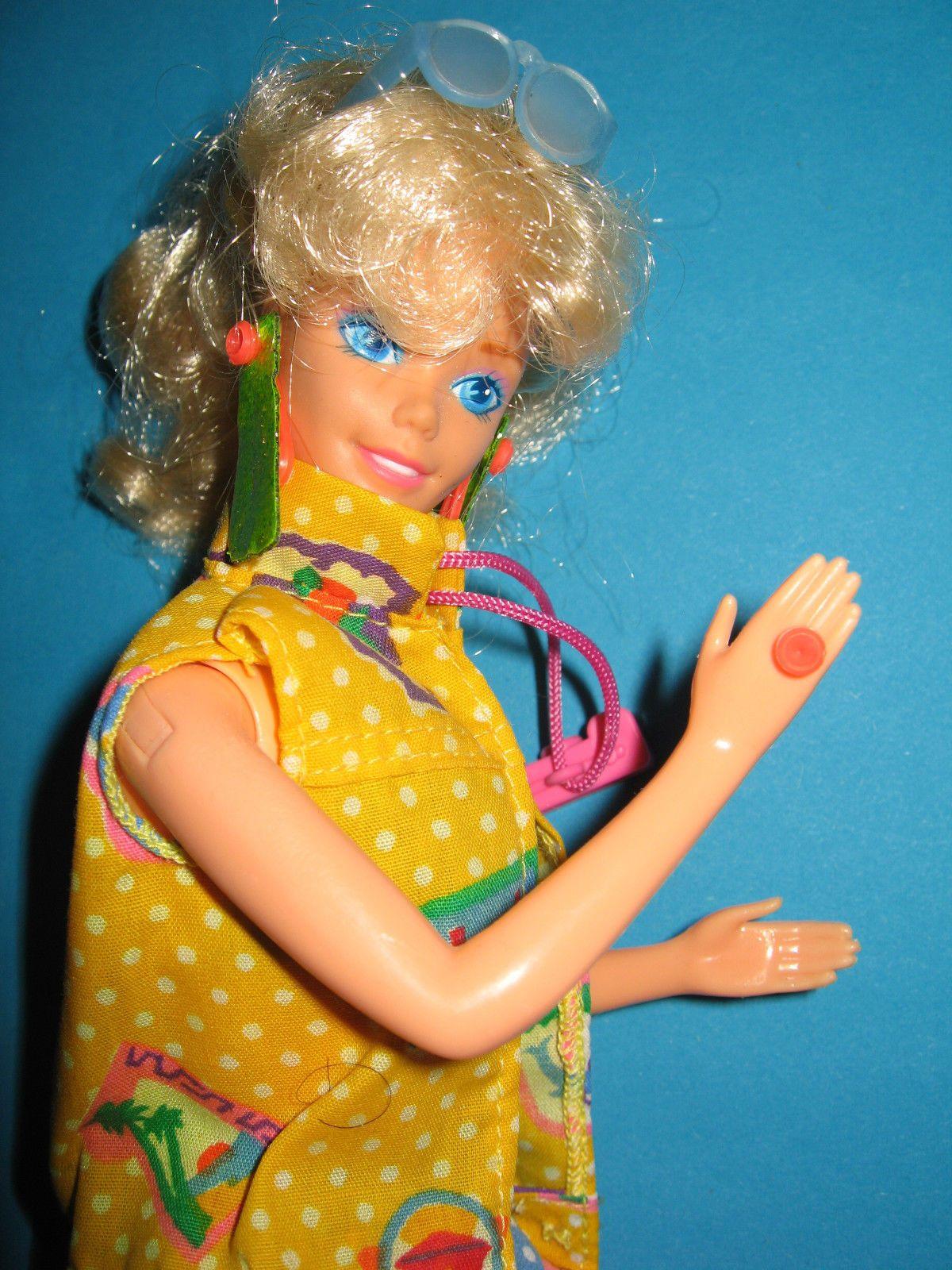 B395 Alte Vintage California Dream Barbie 4439 Mattel 1987
