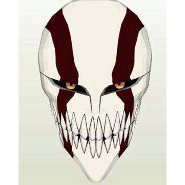 ANBU Brotherhood\'s Ichigo Hollow Mask | armaduras | Pinterest ...