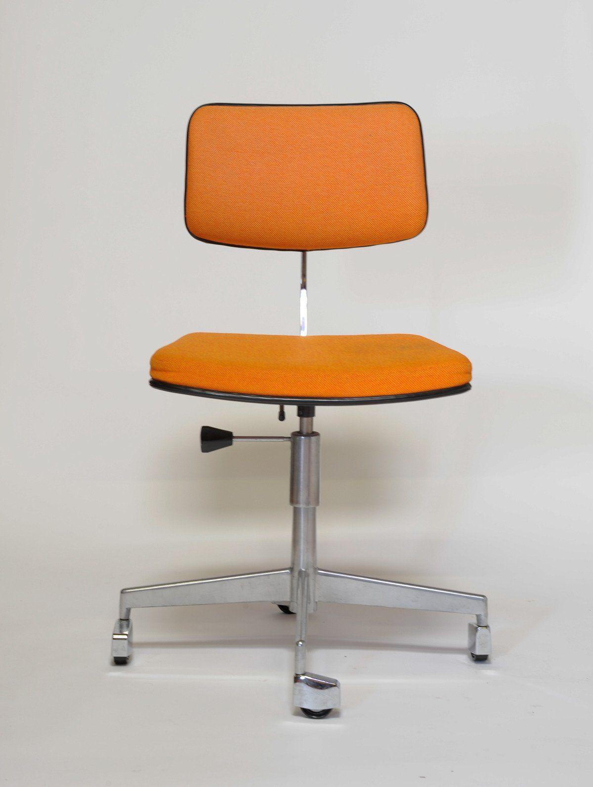 1960s Labofa Danish Rolling Office Chair 2 In 2020 Restaurant
