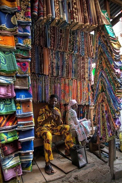 The Major Industries In Chad Consist Of Making Cotton