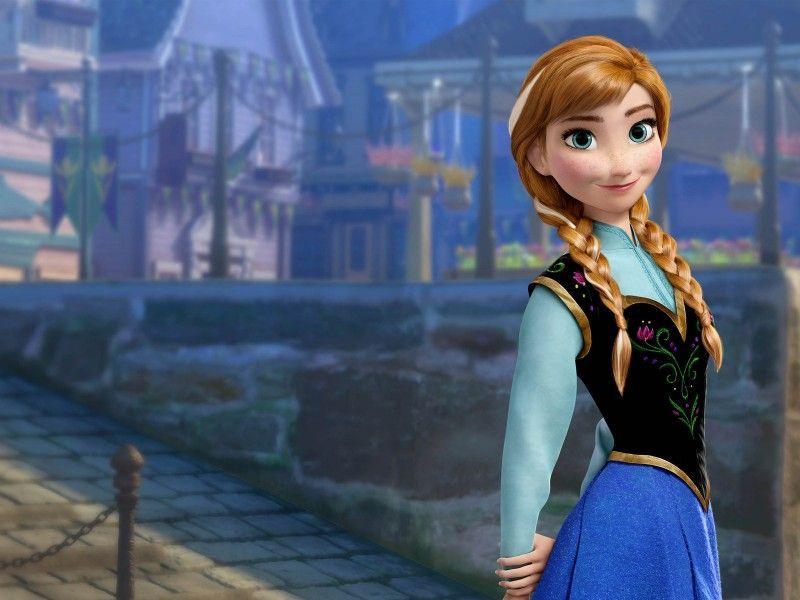 Princess Anna Frozen Wallpaper Marry Pinterest Noticias De