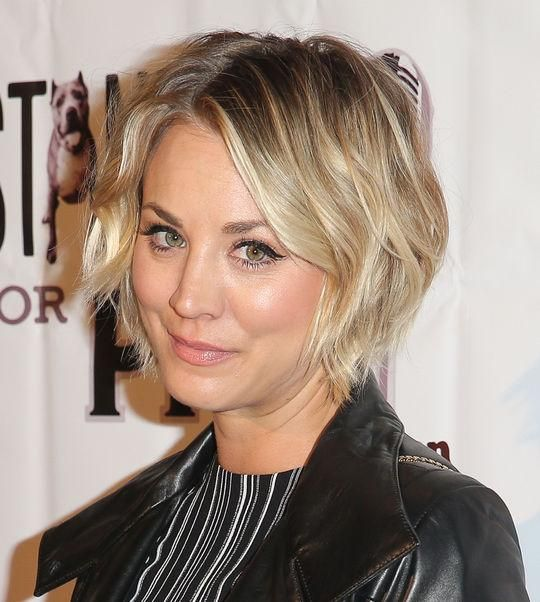 Click to see all the phases Kaley Cuoco s hair went through when she was  growing it out from a pixie cut - she managed to avoid all the awkward  stages. 93583ef817c1