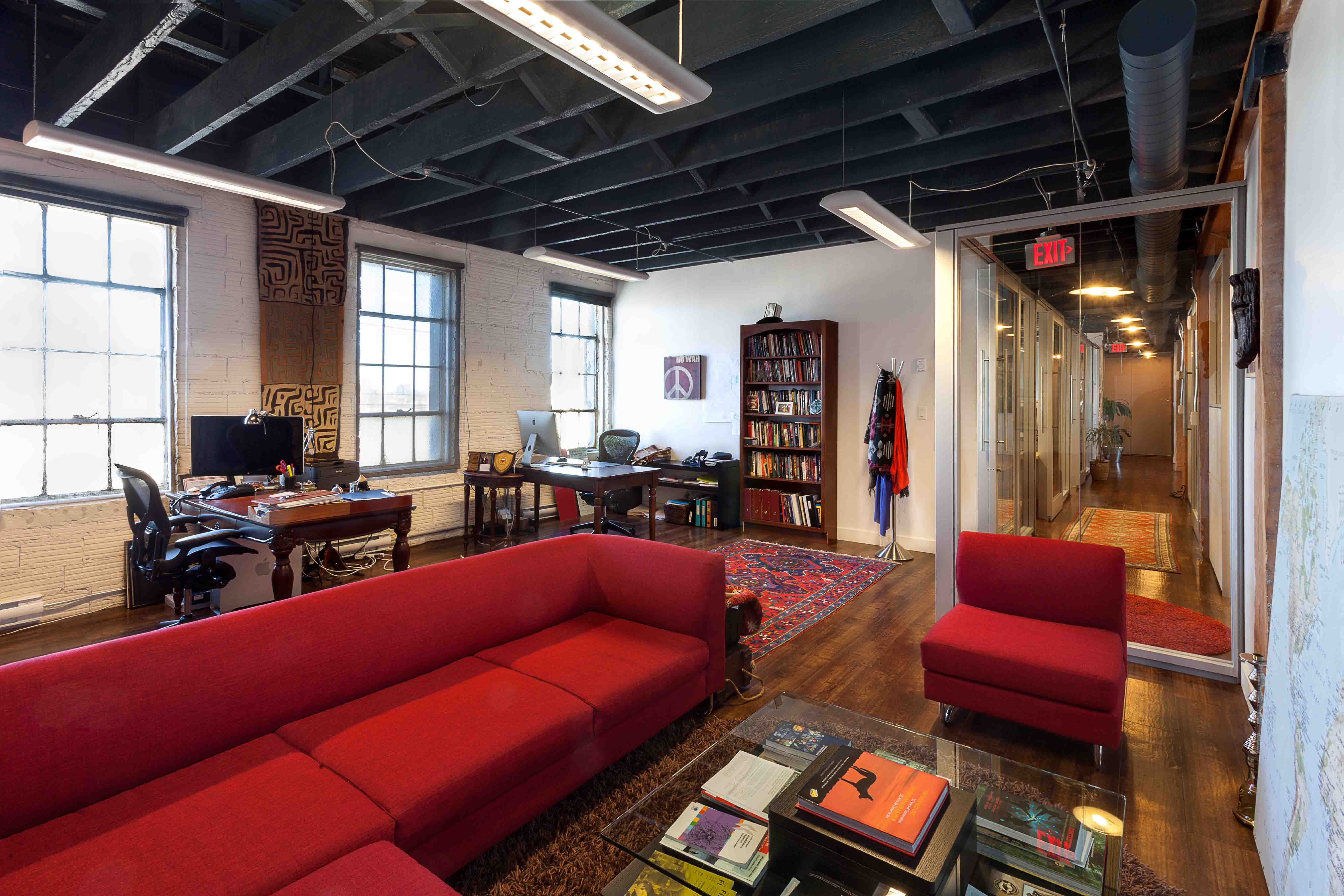 eclectic office design in ottawa canada design penny southam