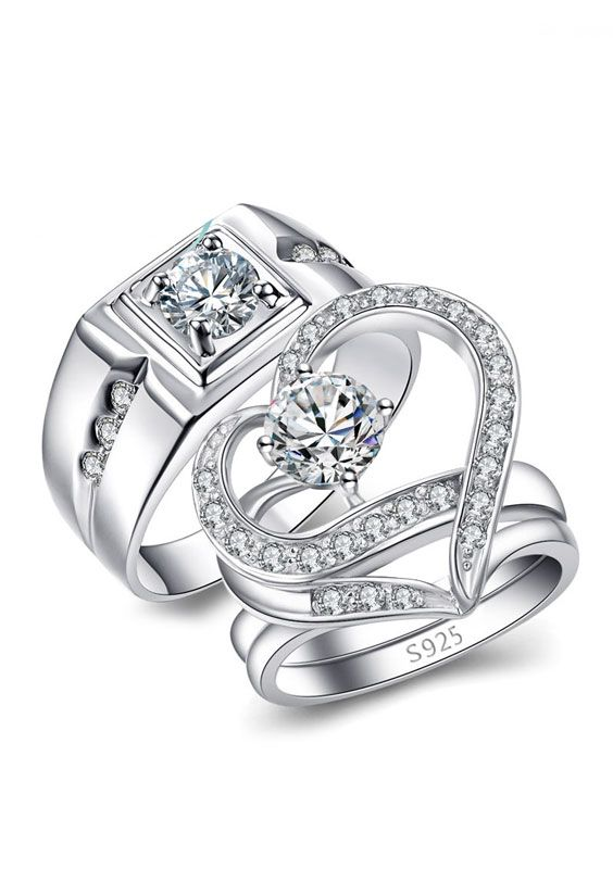Cheap Wedding Rings Set For Women And Men Wedding Ring Sets Cheap Wedding Rings Sets Cheap Wedding Rings