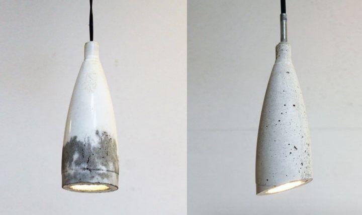 Эффектная лампа в стиле лофт своими руками. Пошаговый мастер-класс с фото