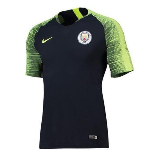 45644d2dd Manchester City Club de football Nike training 2018-2019 FÚTBOL SOCCER KIT  CALCIO SHIRT JERSEY