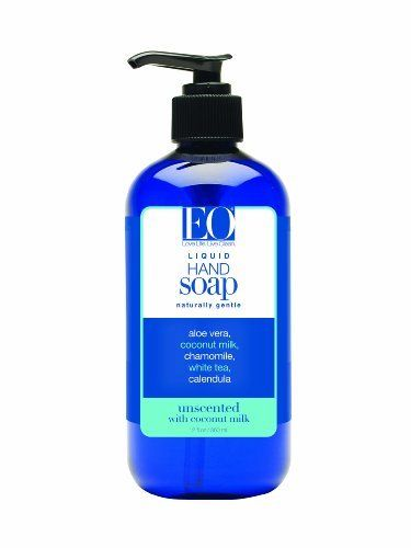 Eo Liquid Hand Soap Unscented 12 Fluid Ounce By Eo 8 99 Our