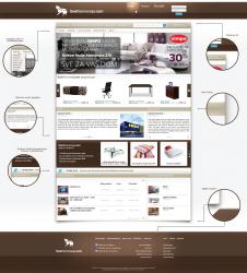 (RE)dizajn internet sajta Svetnamestaja.com