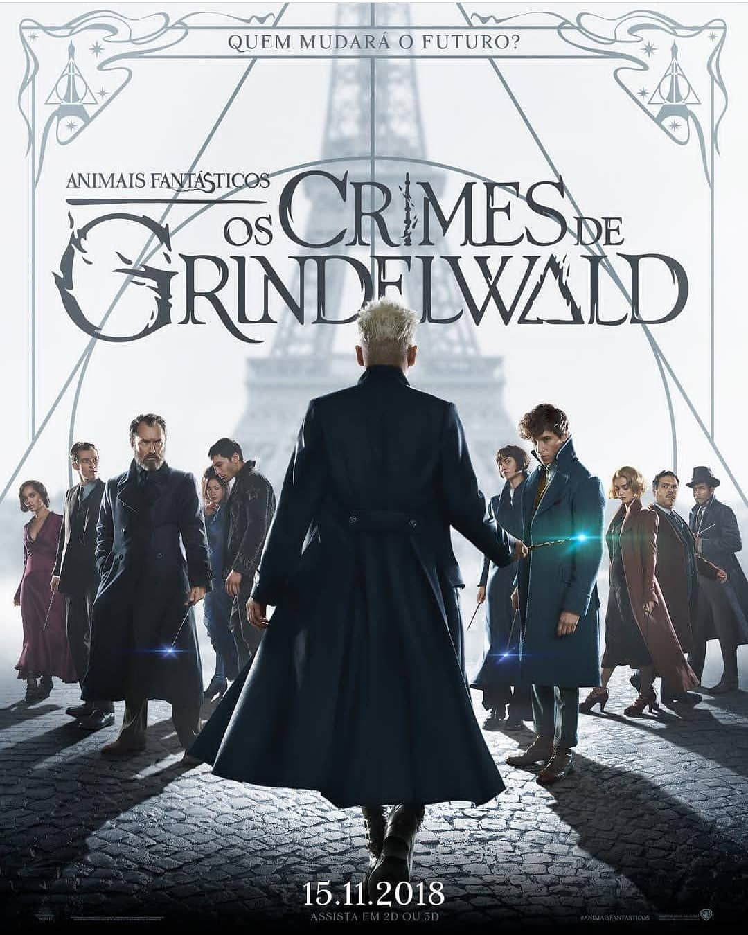 Pin By Julie Knoles On Fantastic Beasts Harry Potter Crimes Of