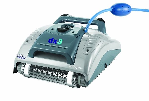 Best Robotic Pool Cleaner Maytronics 99996333 Dx3 Dolphin