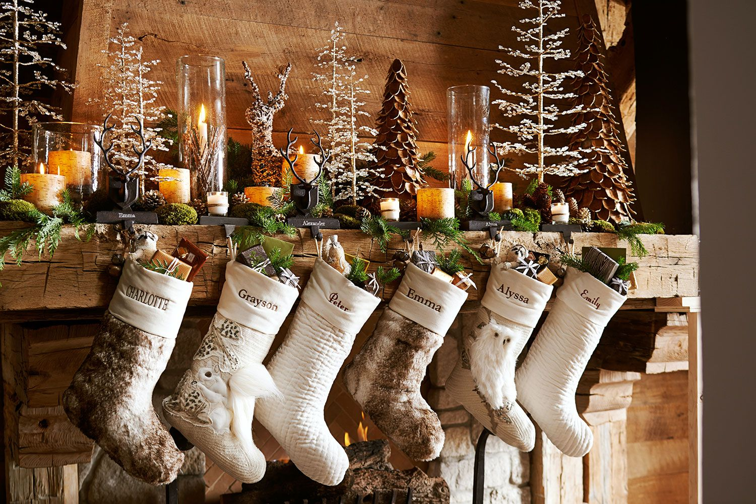 Professional Tips For Decorating Your Holiday Mantel Pottery
