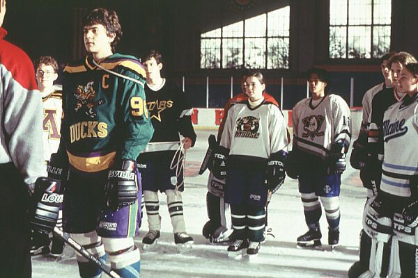 The Mighty Duck Movies Photo D3 The Mighty Ducks Baseball Movies Movie Photo Movies
