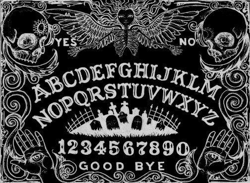 Pin By Lillyth Quillan On Art Photos Ouija Board Ouija Spirit Board