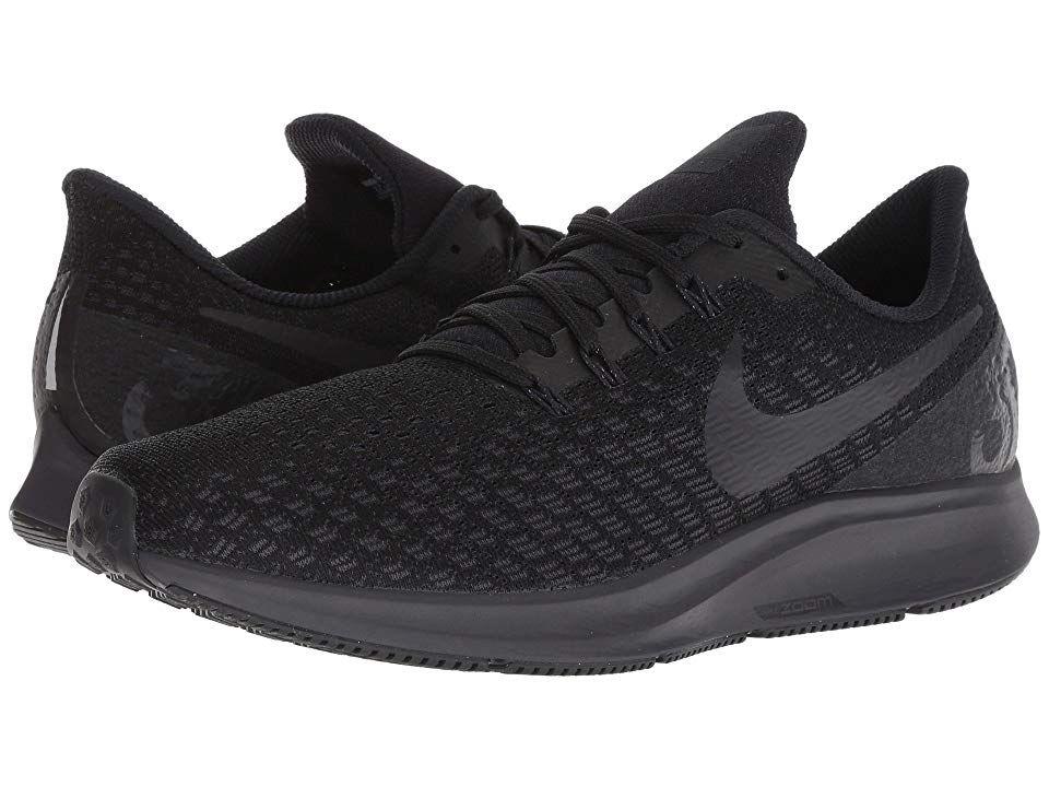 Nike Air Zoom Pegasus 35 Men's Running Shoes Black/Oil Grey ...