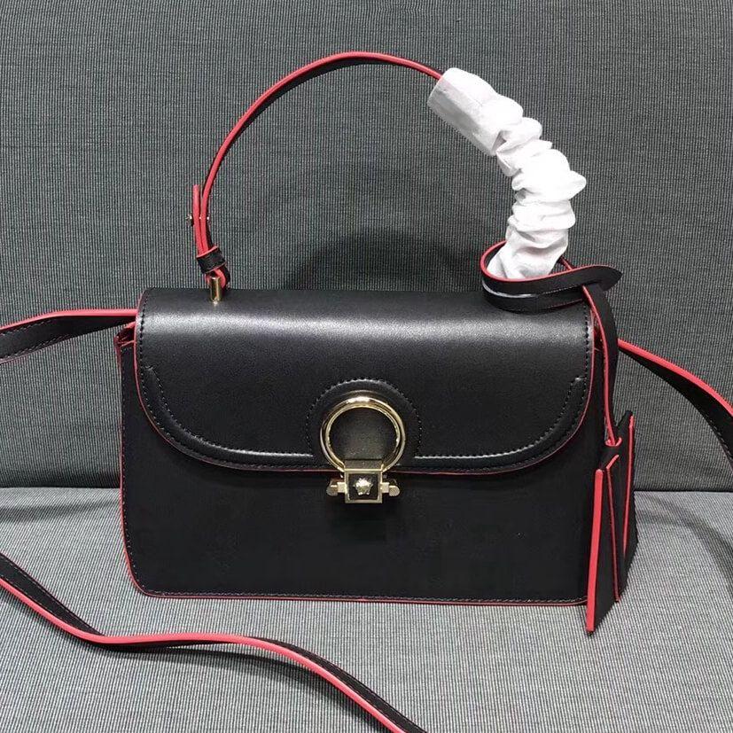 19d77ff5 Versace Small DV one Bag Black 2017   Versace Bags & Handbags for ...