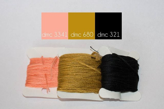 Embroidery Floss Colors & Palettes - a gallery on Flickr #embroideryfloss Embroidery Floss Colors & Palettes - a gallery on Flickr #embroideryfloss