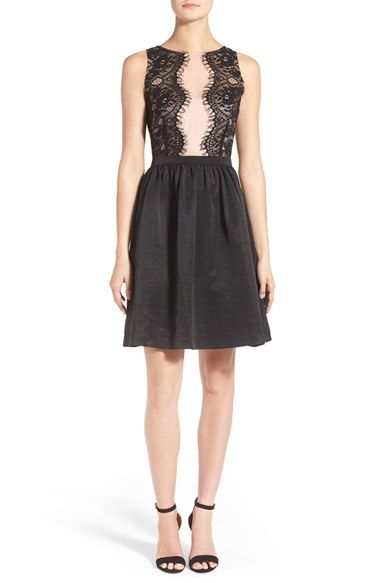 Ivanka Trump Lace Dress available at #Nordstrom