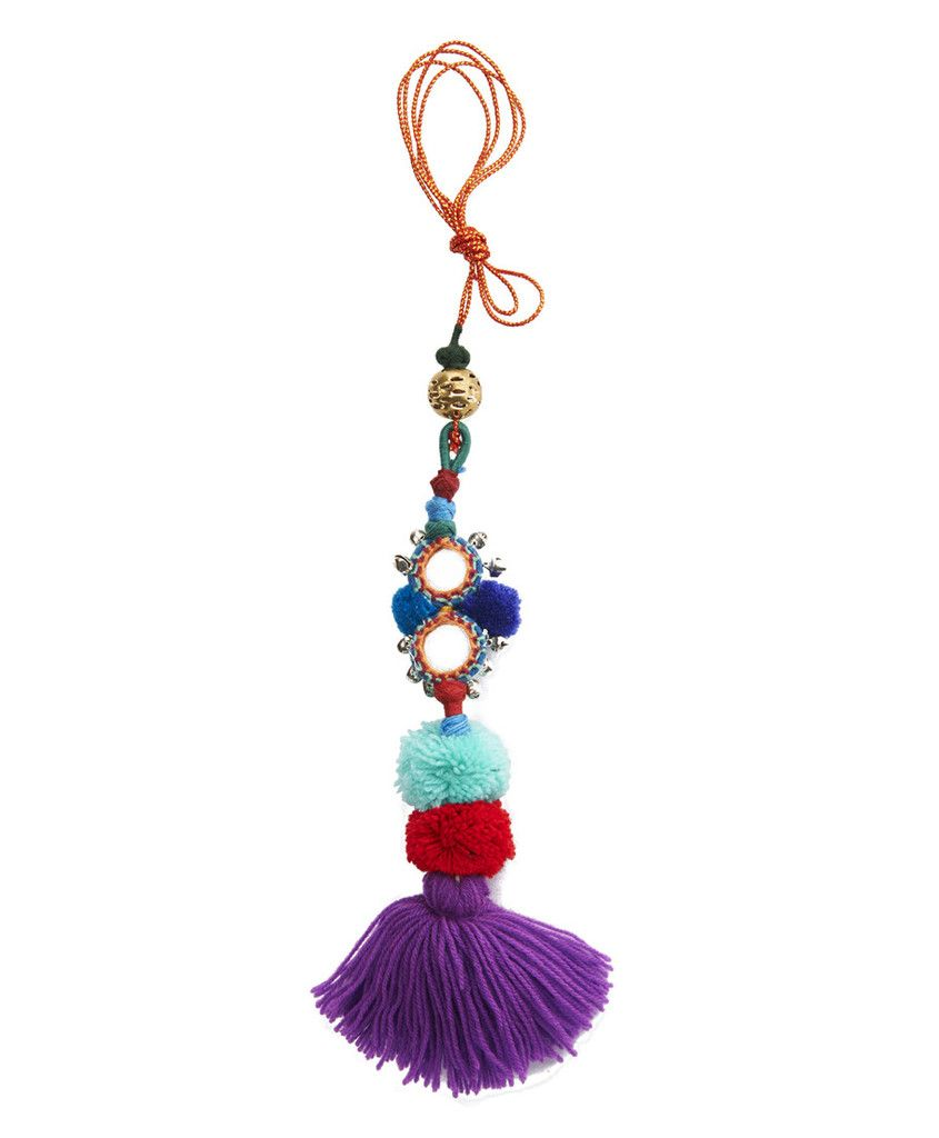 Indian Pom Pom Camel Tassel