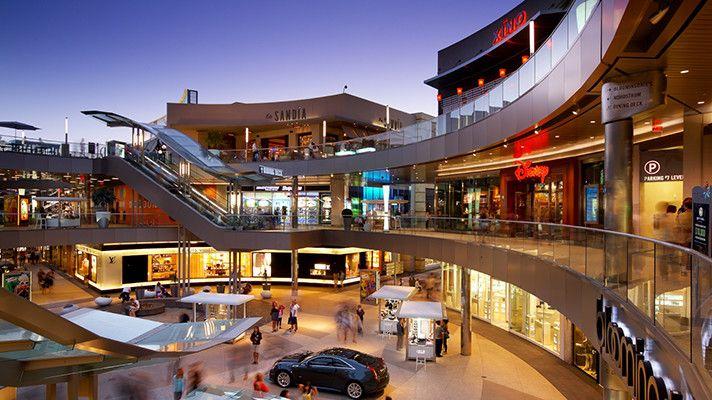 Los Angeles Malls Discover Los Angeles Santa Monica Place Santa Monica Retail Architecture