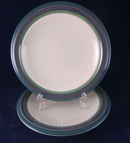 2 Pfaltzgraff Mountain Shadow Salad Plates Dinnerware Dishes | eBay ...