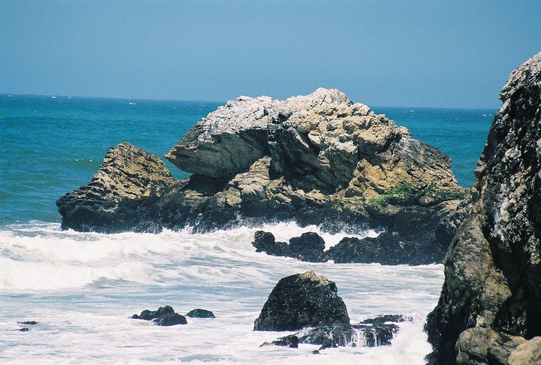 Rockaway Beach #RockawayBeach #PacificaCa #Pacific #Minolta #photography