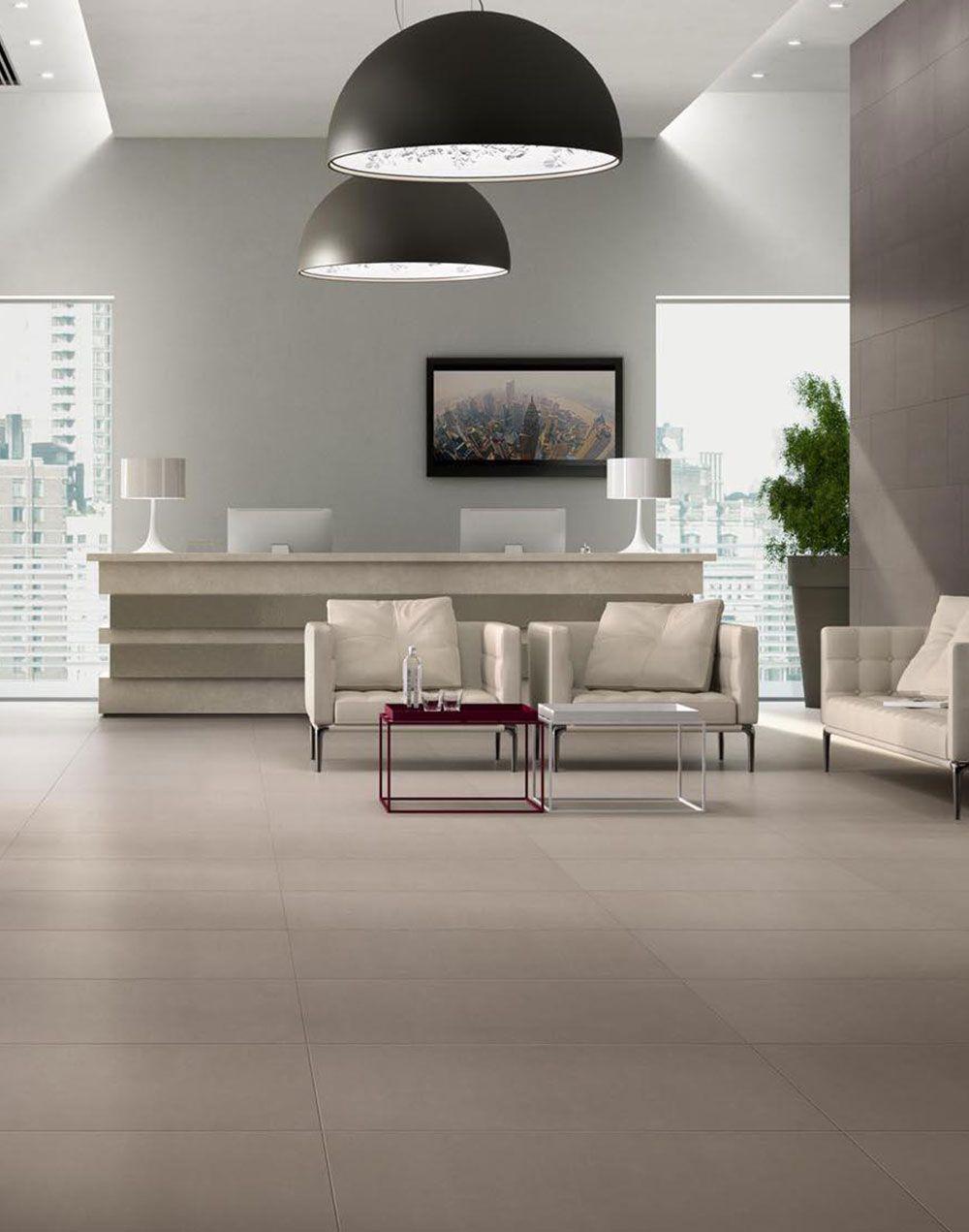 Beton #Optik #Fliesen in einer warmen #Farbe?  Fliesen wohnzimmer