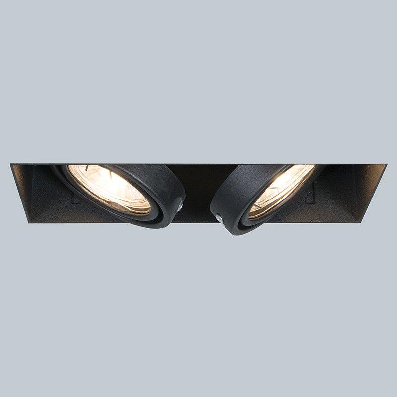 Inbouwspot Oneon 2 Gu10 Trimless Zwart Verlichting Ideeen Inbouw Verlichting Verlichting