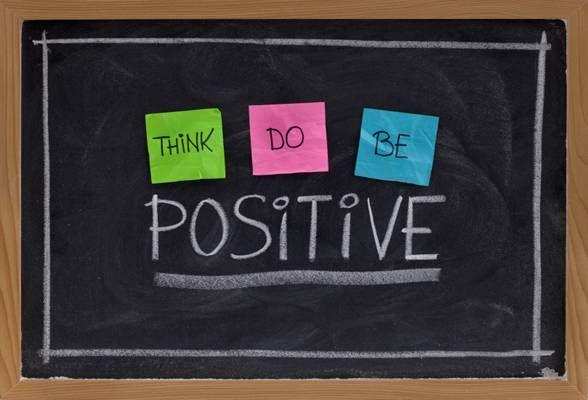 Think, Do, De Positive! #quote #like