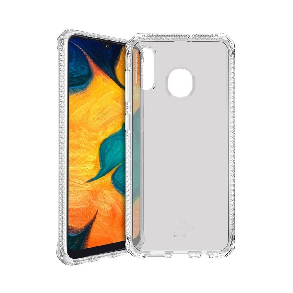 Best Buy: Itskins Spectrum Clear Case for Samsung Galaxy A20 and A30 C