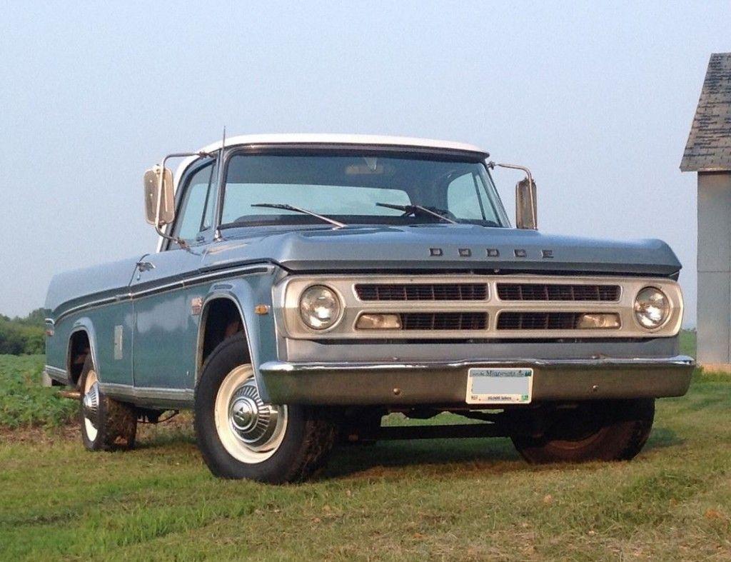 70 Dodge D200   Dream Garage   Pinterest   Dodge trucks, Mopar and
