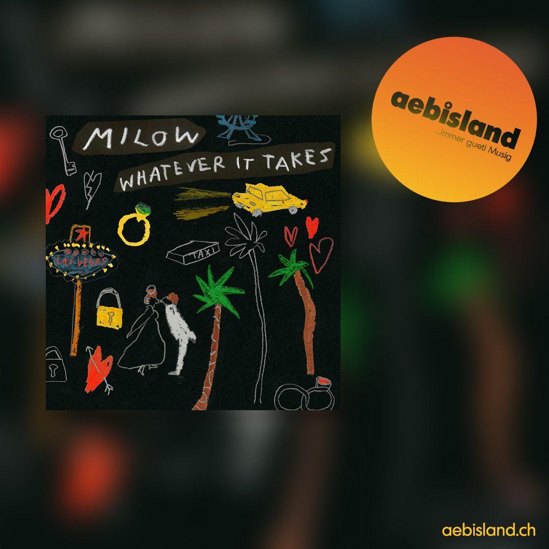 Milow   Whatever It Takes   Neue wege, Radios