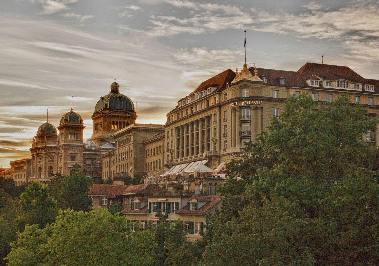 Luxuriös logieren in der Schweiz Aktueller Hotelmarkt