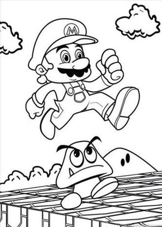 Coloring sheet | smash brothers coloring pages | Pinterest