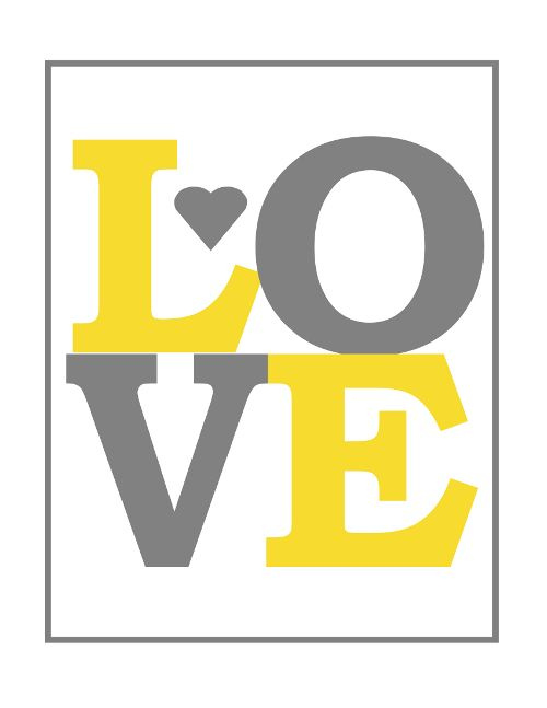 Free Love Print for Baby Boy Nursery | Free Nursery Wall Art ...
