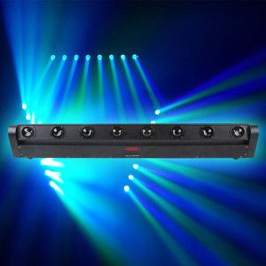 8X10W RGBW 4in1 LED Quad Beam Bar Wash Light on Made-in-China.com