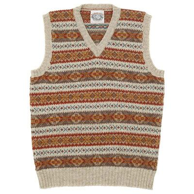 fairisle tank top men - Google Search | The SweaTER! | Pinterest ...
