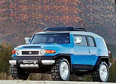 2018 Toyota Fj Cruiser Redesign Specs And Release Date