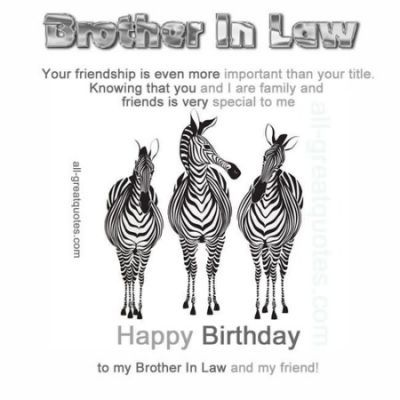 Brother in law i wanted to slip greeting card sayings pinterest birthday wishes for brother in law to write in a card bookmarktalkfo Choice Image