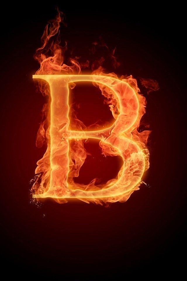 B On Fire Alphabet Photos Alphabet Pictures Letter B