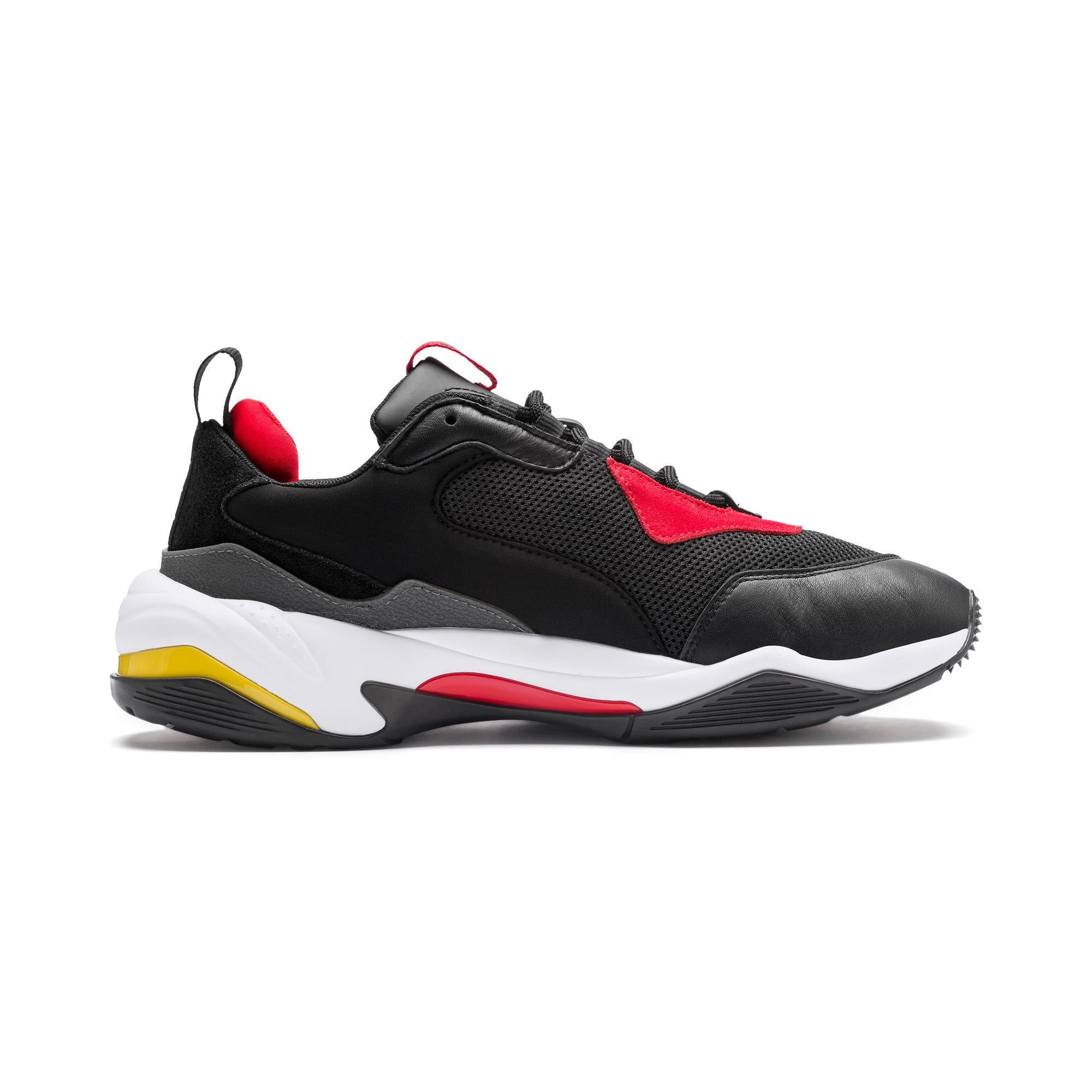 PUMA Ferrari Thunder Trainers, Red, size 7.5, Shoes