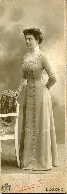 Secession portrait, around 1905 #edwardianperiod