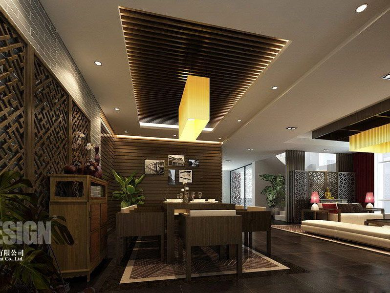 Design By Style, Modern Asian Home Design: Inspirational Chinese ...