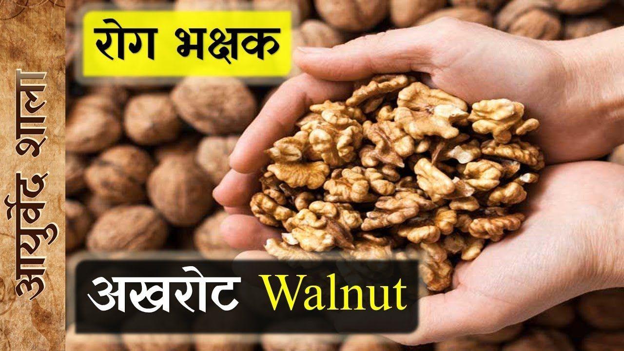 Wallnut Benefits Akhrot Khane Ke Fayde In Hindi Desi Dawa