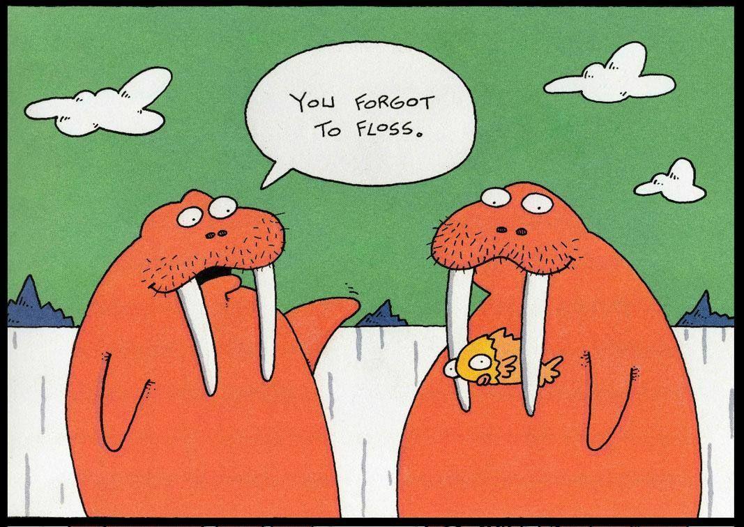 Friends With Benefits Dental Meme